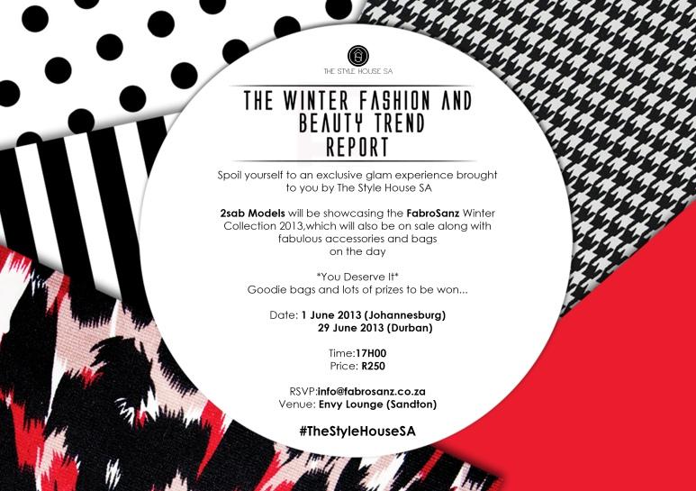 Fabro flyer Invite