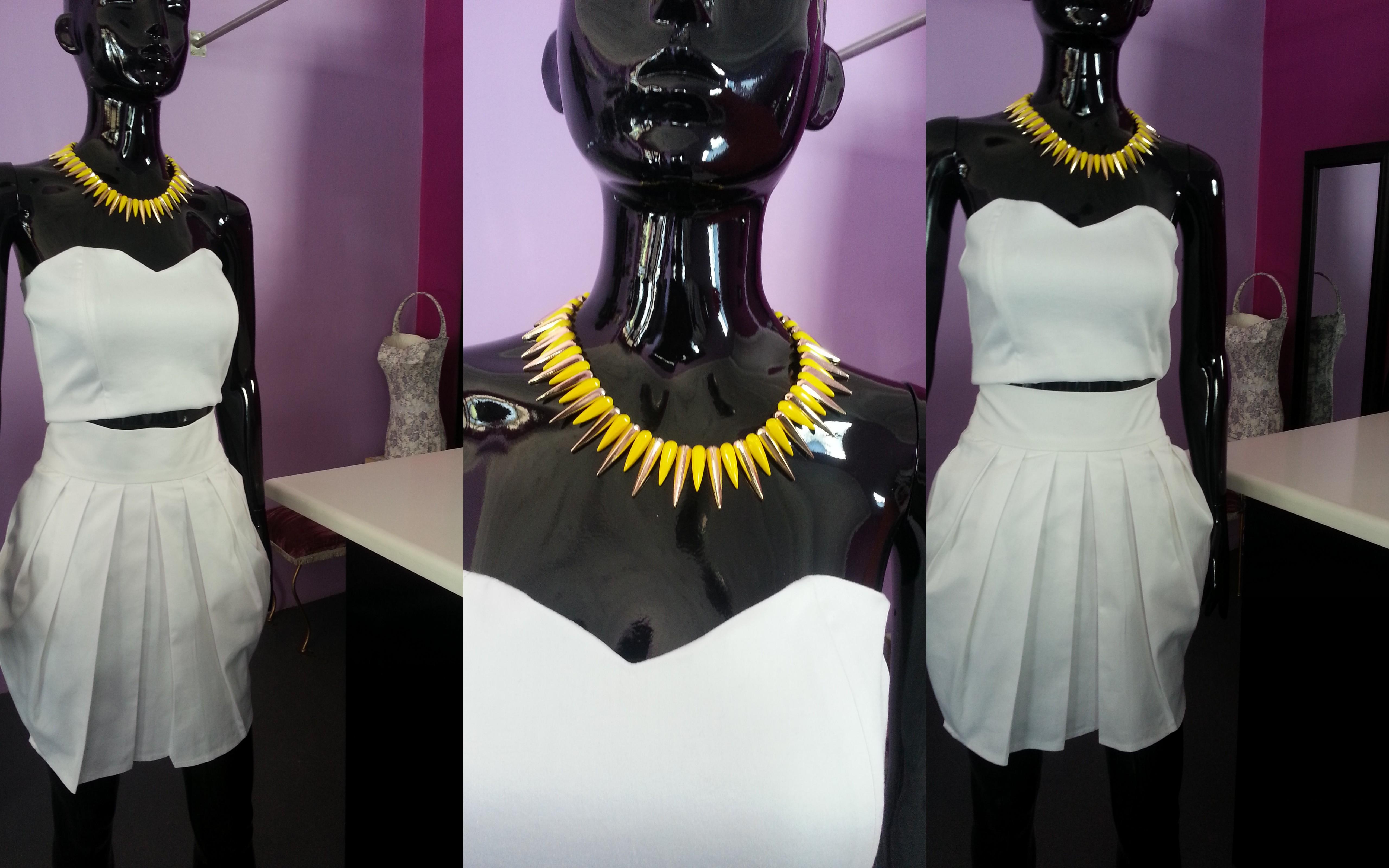 Skirt R400 top R300